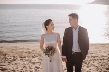 CHỤP ẢNH CƯỚI NGOẠI CẢNH BIỂN NHA TRANG - Xoài Weddings - Chụp Ảnh Cưới Nha Trang - Hình 3