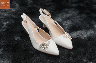 Giày cưới 5cm  - Giày cưới / Giày Cô Dâu BEJO BRIDAL - Hình 9