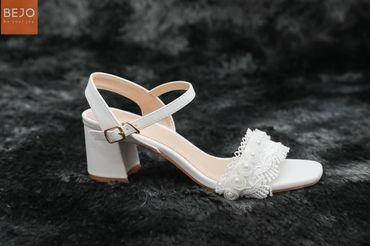 Giày cưới 5cm  - Giày cưới / Giày Cô Dâu BEJO BRIDAL - Hình 8