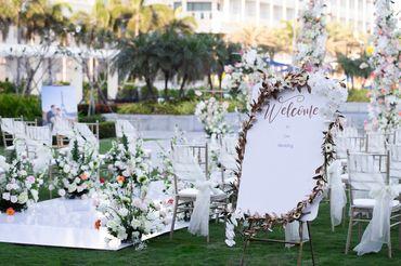 Tiệc cưới bên Hồ bơi Vô Cực  - Sheraton Grand Danang Resort - Hình 6