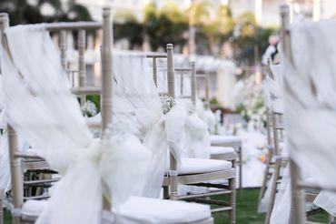 Tiệc cưới bên Hồ bơi Vô Cực  - Sheraton Grand Danang Resort - Hình 5