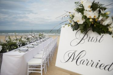 Không gian tiệc cưới bên biển - Sheraton Grand Danang Resort - Hình 3