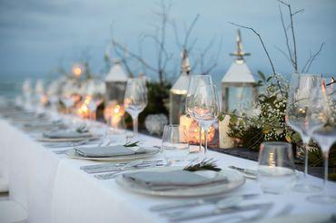 Không gian tiệc cưới bên biển - Sheraton Grand Danang Resort - Hình 6
