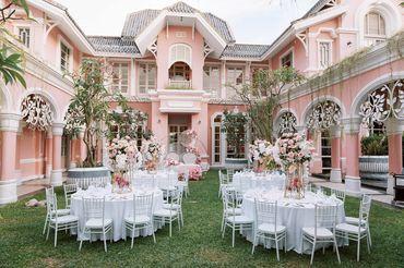 Sân vườn Dinh thự Pink Pearl  - JW Marriott Phu Quoc Emerald Bay Resort & Spa - Hình 9