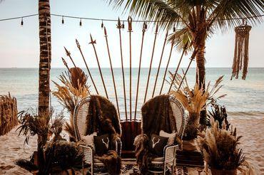 Bãi biển bên vịnh Ngọc Lục Bảo  - JW Marriott Phu Quoc Emerald Bay Resort & Spa - Hình 15