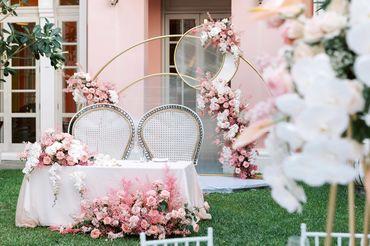Sân vườn Dinh thự Pink Pearl  - JW Marriott Phu Quoc Emerald Bay Resort & Spa - Hình 7