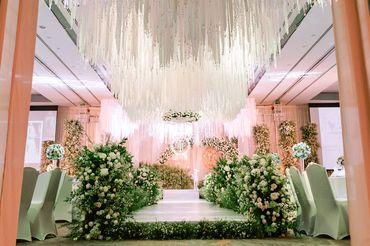 Tiệc Cưới Phong Cách Beyond Happiness - Sheraton Saigon Hotel & Towers - Hình 5