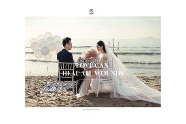 GÓI CHỤP ẢNH NGOẠI CẢNH BIỂN ĐÀ NẴNG - Rin Wedding - Hình 8