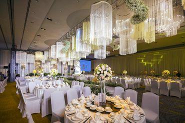 Tiệc Cưới Phong Cách Beyond Happiness - Sheraton Saigon Hotel & Towers - Hình 6