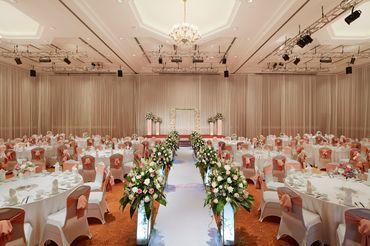 Gói cưới Crystal - Sheraton Hanoi Hotel - Hình 1