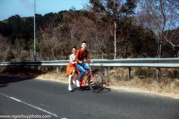 Chụp hình cưới ngoại cảnh ở Đà Lạt - Studio Ngọc Huy - Hình 5