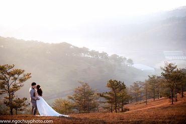 Chụp hình cưới trọn gói tại Đà Lạt - Studio Ngọc Huy - Hình 4