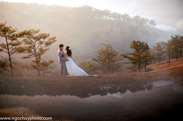 Chụp hình cưới trọn gói tại Đà Lạt - Studio Ngọc Huy - Hình 2