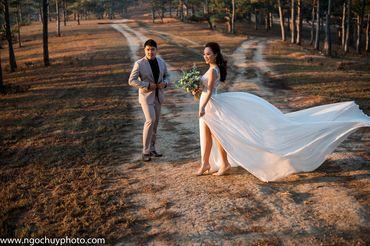 Chụp hình cưới trọn gói tại Đà Lạt - Studio Ngọc Huy - Hình 1
