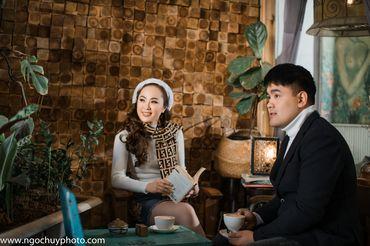 Chụp hình cưới trọn gói tại Đà Lạt - Studio Ngọc Huy - Hình 18