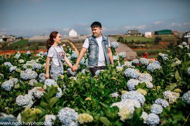 Chụp hình cưới trọn gói tại Đà Lạt - Studio Ngọc Huy - Hình 26