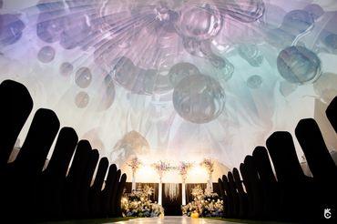 Tiệc Chiêu Đãi trong DOME THEATRE - Chloe Gallery - Hình 2
