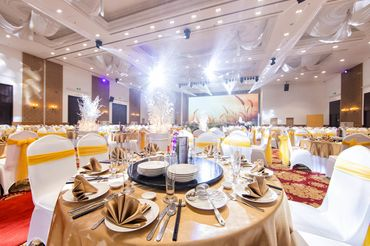 Tiệc cưới - Trung tâm Hội nghị tiệc cưới Vạn Lộc Phát Palace - Hình 2