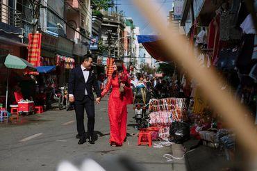 Trọn Gói Ngày Cưới 8.000.000Đ - Annie Vy Wedding Studio - Hình 1