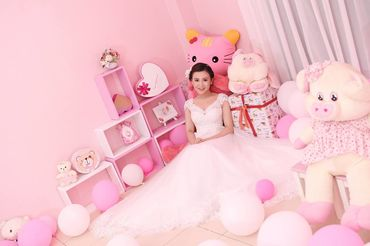 Bộ ảnh thử làm cô dâu cùng Marry.vn từ ngày 29/10 đến 24/12 (8 tuần) - Demi Duy - Hình 50