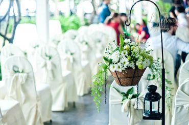 Đám cưới Vintage tại Thảo Điền Village - Lily Flowers & Wedding - Hình 2