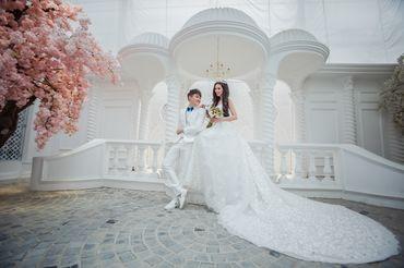 Ảnh cưới Phim Trường Jeju - Áo cưới Lucky Anh&Em - Hình 9