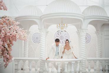 Ảnh cưới Phim Trường Jeju - Áo cưới Lucky Anh&Em - Hình 8