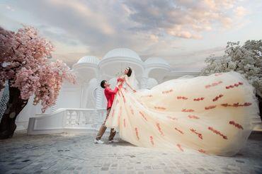 Ảnh cưới Phim Trường Jeju - Áo cưới Lucky Anh&Em - Hình 12
