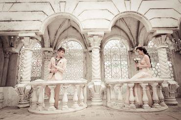 Ảnh cưới Phim Trường Jeju - Áo cưới Lucky Anh&Em - Hình 3
