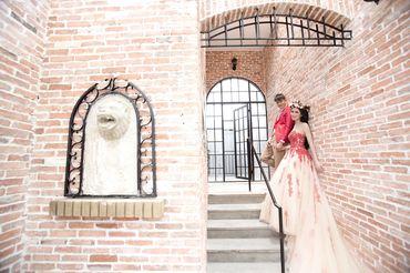 Ảnh cưới Phim Trường Jeju - Áo cưới Lucky Anh&Em - Hình 10