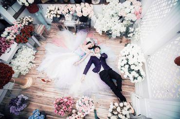 Ảnh cưới Phim Trường Jeju - Áo cưới Lucky Anh&Em - Hình 18