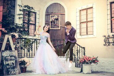 Ảnh cưới Phim Trường Jeju - Áo cưới Lucky Anh&Em - Hình 19
