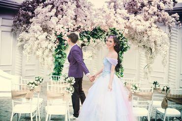 Ảnh cưới Phim Trường Jeju - Áo cưới Lucky Anh&Em - Hình 23