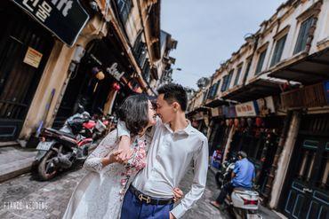 Album chụp nội thành Hà Nội - Fiancé Media - Hình 3