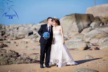 Gói chụp trọn gói cưới ngoại cảnh: Chụp ngoại cảnh Hồ Cốc/ Vũng Tàu - Veronicawedding - Hình 9