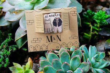 Kẹp đánh dấu sách - Bookmark - 99Merci - Hình 2
