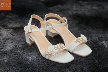 Giày cưới 5cm  - Giày cưới / Giày Cô Dâu BEJO BRIDAL - Hình 2