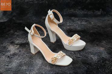 Giày cưới 12cm  - Giày cưới / Giày Cô Dâu BEJO BRIDAL - Hình 5