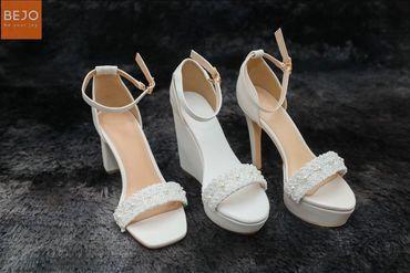 Giày cưới 12cm  - Giày cưới / Giày Cô Dâu BEJO BRIDAL - Hình 6
