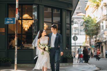 4. Pre-Wedding Photo - The M.O.B Media - Phóng sự cưới - Hình 1