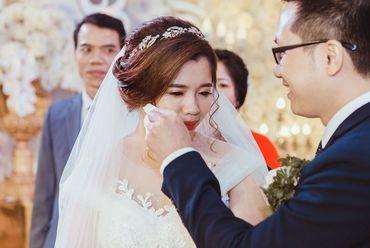 PHƯƠNG LAN - MẠNH CƯỜNG - Trung tâm tổ chức sự kiện & tiệc cưới CTM Palace - Hình 12