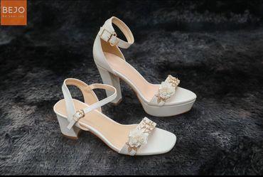 Giày cưới 12cm  - Giày cưới / Giày Cô Dâu BEJO BRIDAL - Hình 4