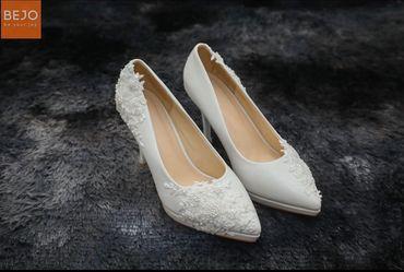 Giày 9cm  - Giày cưới / Giày Cô Dâu BEJO BRIDAL - Hình 7