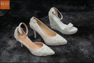 Giày 9cm  - Giày cưới / Giày Cô Dâu BEJO BRIDAL - Hình 6
