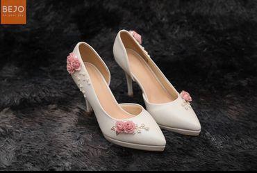 Giày 9cm  - Giày cưới / Giày Cô Dâu BEJO BRIDAL - Hình 8