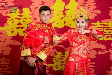 Cho thuê áo Khoả Trung Hoa - Veronicawedding - Hình 1