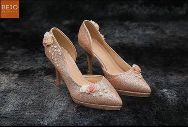 Giày 9cm  - Giày cưới / Giày Cô Dâu BEJO BRIDAL - Hình 4