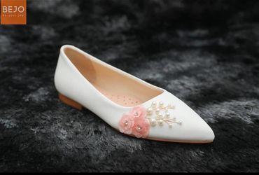GIÀY 3CM  - Giày cưới / Giày Cô Dâu BEJO BRIDAL - Hình 4