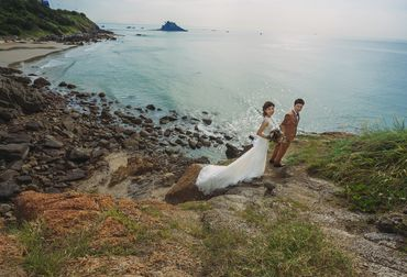 Sea Package (Hồ Cốc - Vũng Tàu / Phan Thiết - Cocobeach Camp / Vĩnh Hy) - Tony Wedding - Hình 13