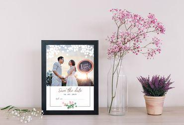 Lung linh ngày cưới - Thiệp cưới KK - Hình 1